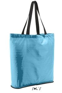 Sols 72100 - FOLDABLE POLYESTER AND BLACK OXFORD POLYESTER BAG MAGIC