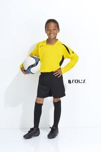 Sols 90207 - KIDS FINELY WORKED LONG SLEEVE SHIRT MARACANA