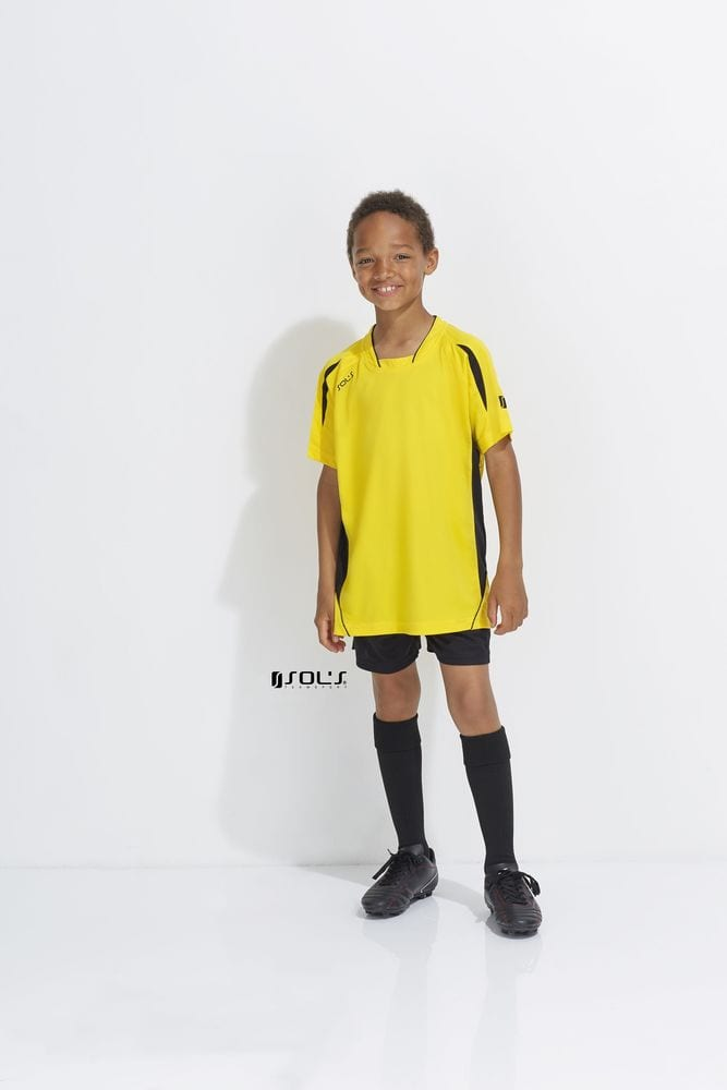 Sol's 90206 - KIDS' FINELY WORKED SHORT SLEEVE SHIRT MARACANA
