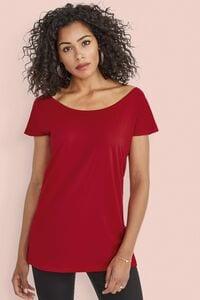 Sols 11398 - Womens Short Sleeve Long Kimono T-Shirt Marylin