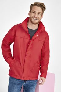 Sols 46000 - Jersey-Lined Waterproof Windbreaker Mistral