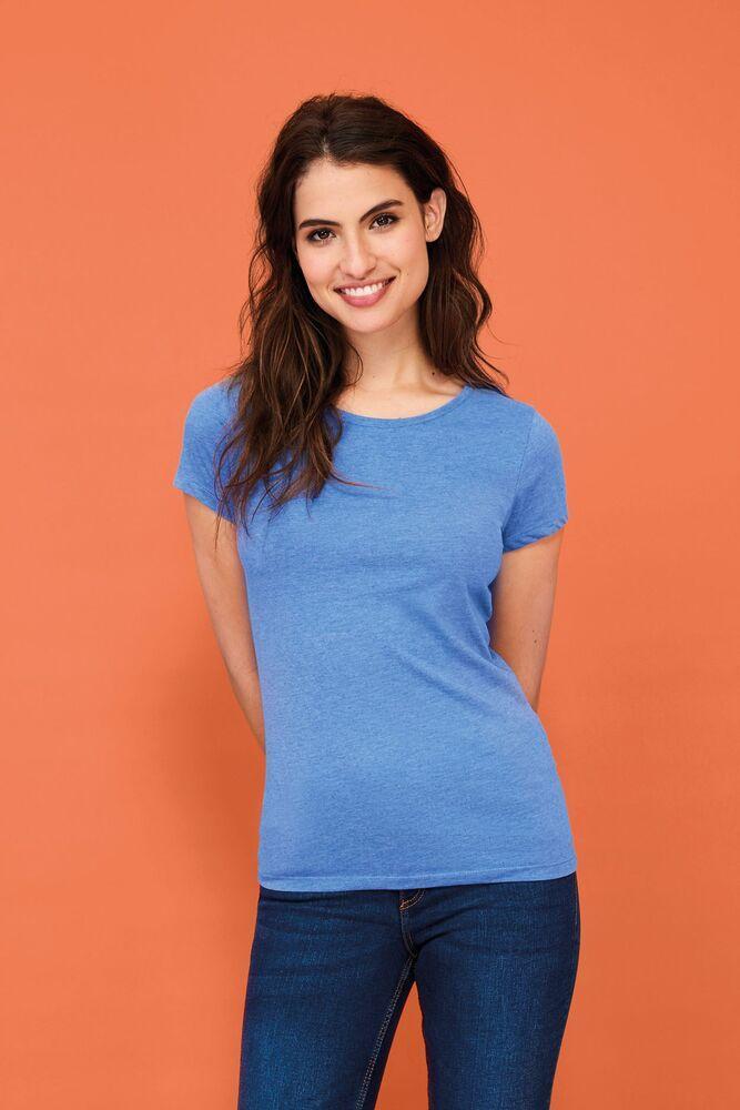 Sol's 01181 - Women's Round Collar T-Shirt Mixed