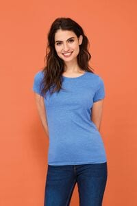 Sols 01181 - Damen Rundhals T-Shirt Mixed