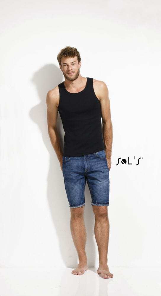 Sol's 11974 - MEN'S TANK TOP MOJITO