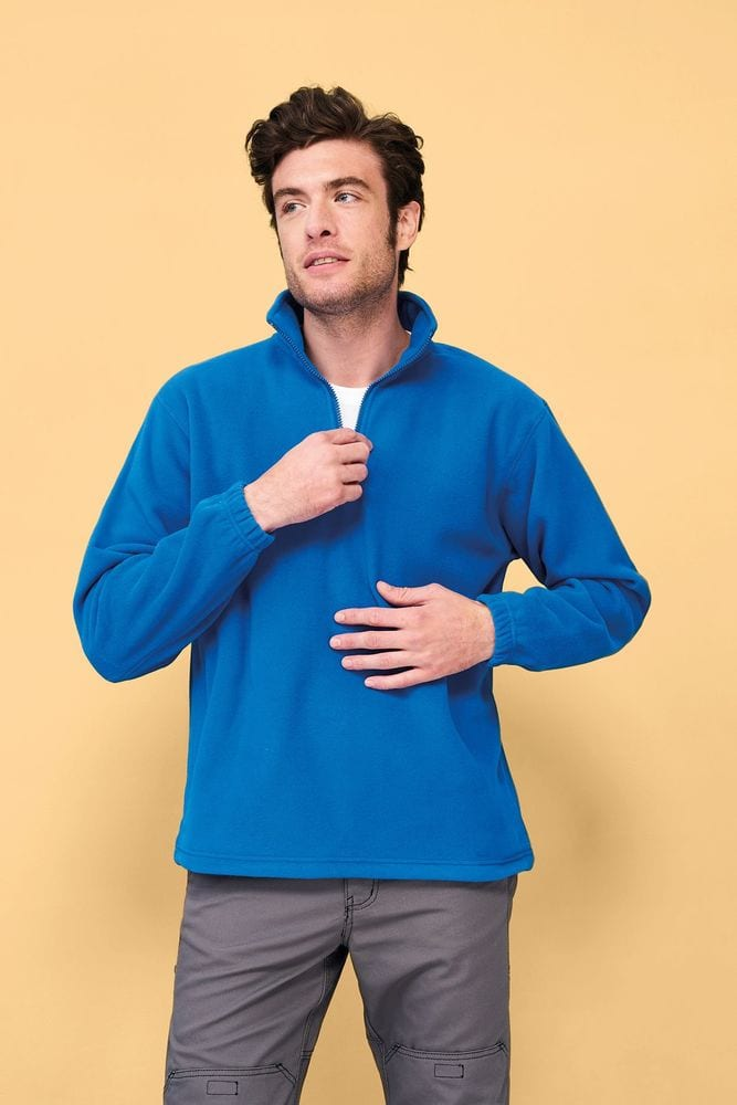 Sol's 56000 - Sweat-Shirt Polaire NESS
