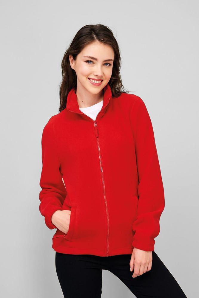 Sol's 54500 - Women's Zipped Fleece Jacket North