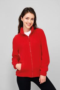 Sols 54500 - WOMENS ZIPPED FLEECE JACKET NORTH