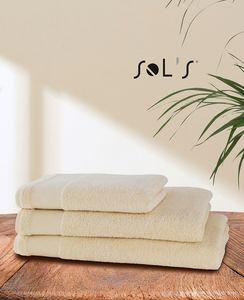 Sols 89005 - BATH SHEET ORGANIC ISLAND 100