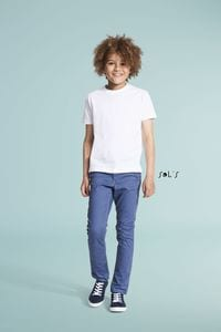 Sols 11978 - T-shirt dla młodszych z bawełny organicznej