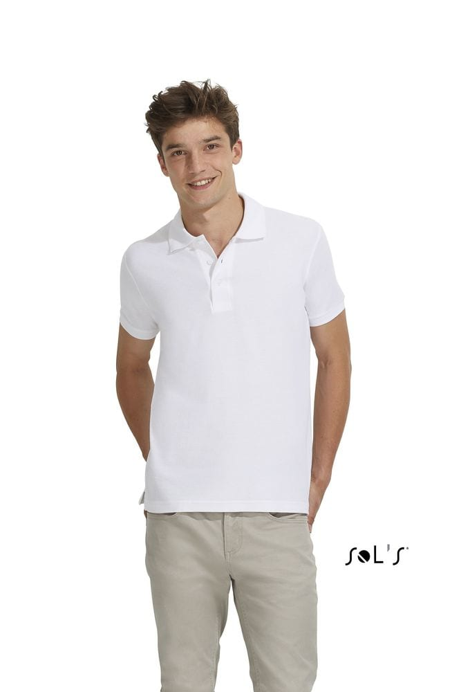 Sol's 11319 - MEN'S POLO SHIRT ORGANIC REEF