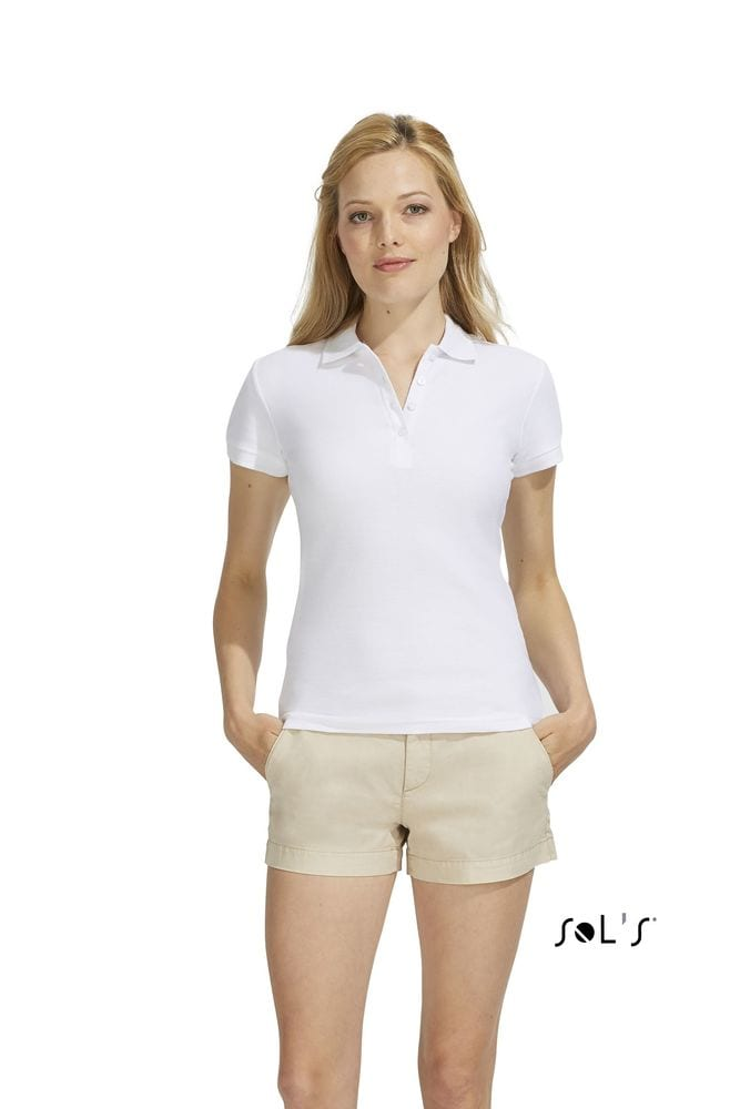 Sol's 11318 - WOMEN'S POLO SHIRT ORGANIC REEF