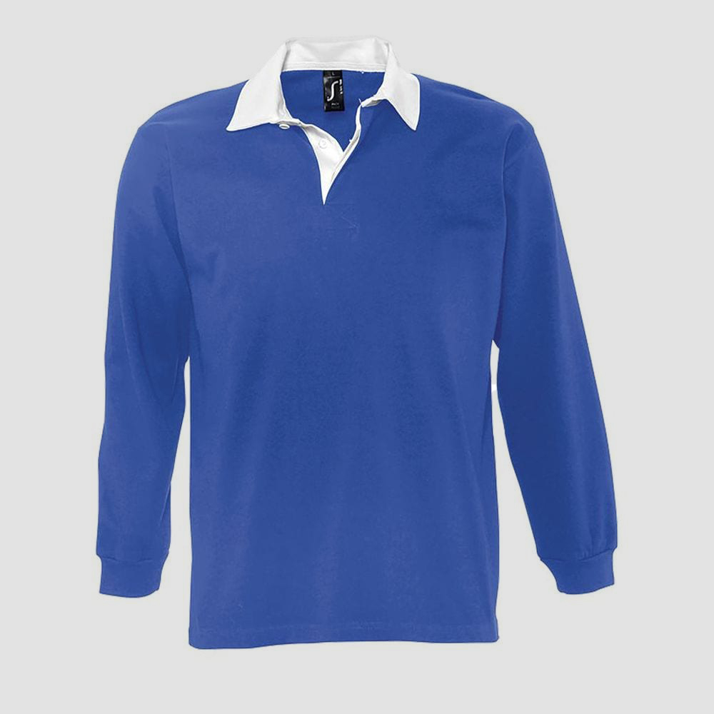 Sol's 11313 - Men's Two-Coloured Rugby Polo Shirt Pack
