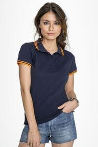 Sols 00578 - Womens Polo Shirt Pasadena