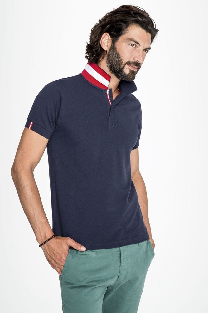 Sol's 00576 - Men's Polo Shirt Patriot