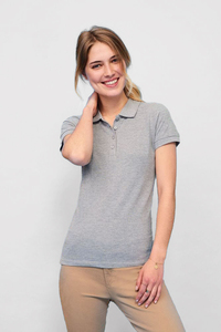 Sols 11310 - Damen Poloshirt Kurzarm People