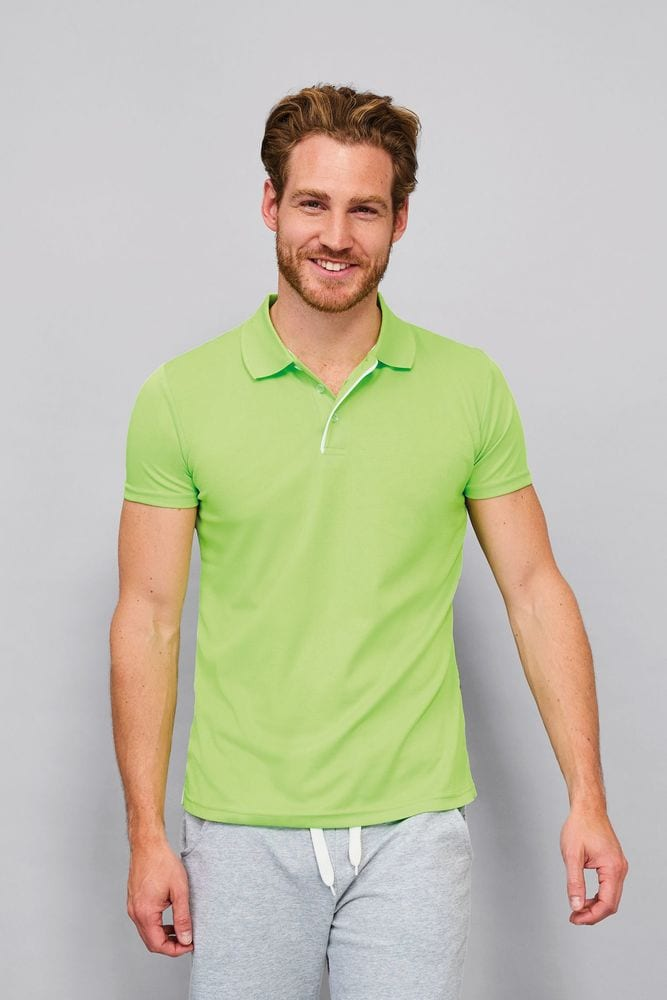 Sol's 01180 - Men's Sports Polo Shirt Performer