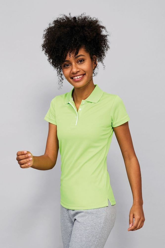 Sol's 01179 - Women's Sports Polo Shirt Performer