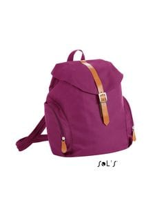 Sols 01202 - WOMENS 600D POLYESTER BACKPACK PERRY