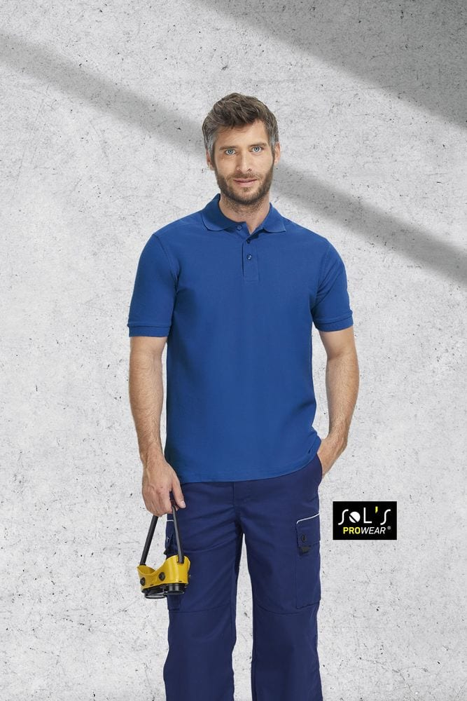 Sol's 80200 - WORKWEAR POLO SHIRT POWER PRO