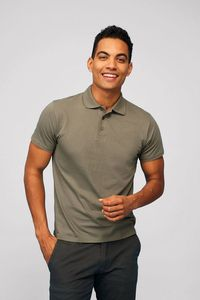 Sols 11377 - Mens Polo Shirt Prescott