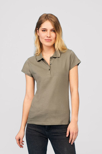 Sols 11376 - Womens Polo Shirt Prescott