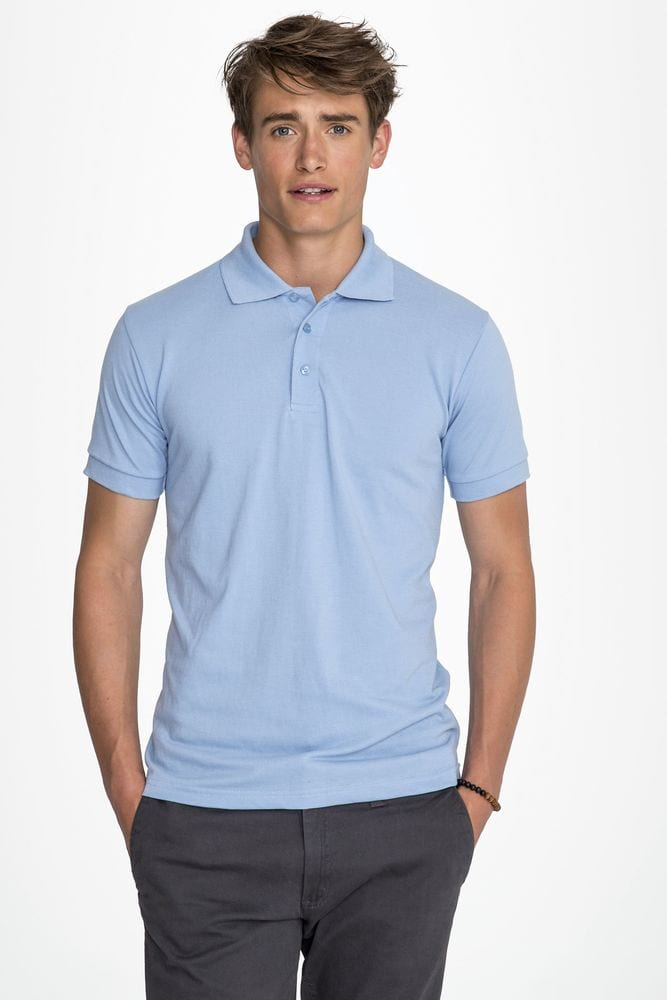 Sol's 00571 - Men's Polycotton Polo Shirt Prime
