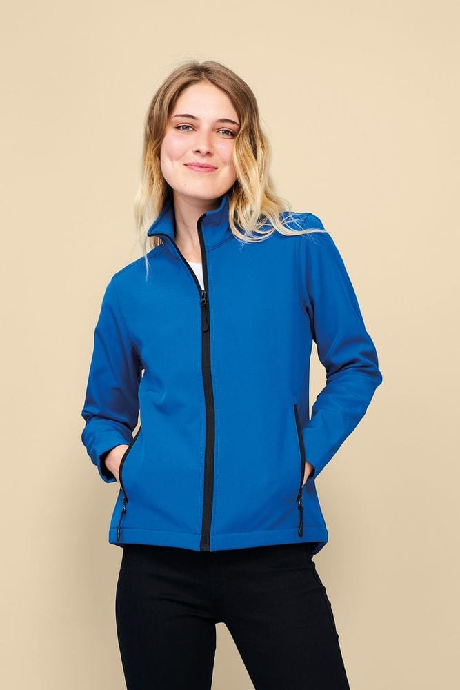 Sol's 01194 - Women's Softshell Zip Jacket Race