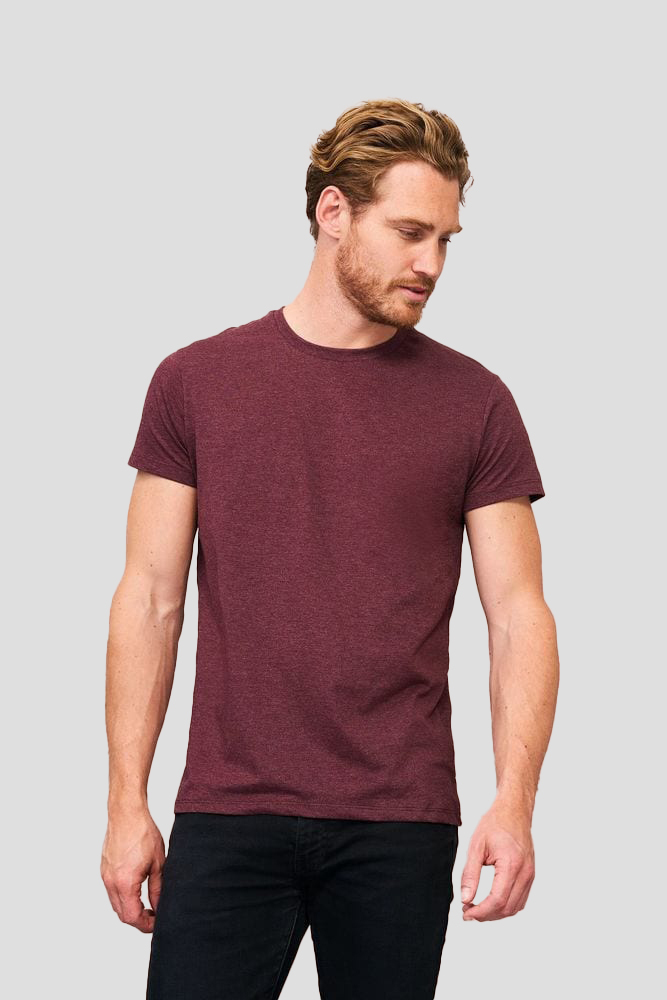 Sol's 00553 - Men's Round Collar Close Fitting T-Shirt Regent Fit
