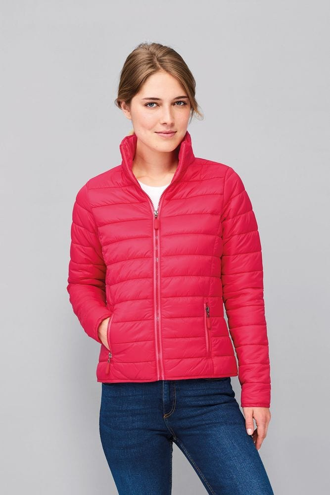 Sol's 01170 - Women's Light Padded Jacket Ride