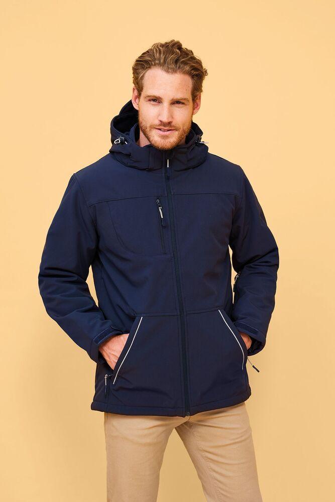 Sol's 46604 Men's Winter Softshell Jacket Rock