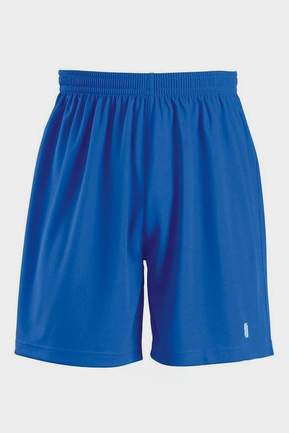 Sol's 01221 - Adults' Basic Shorts San Siro 2