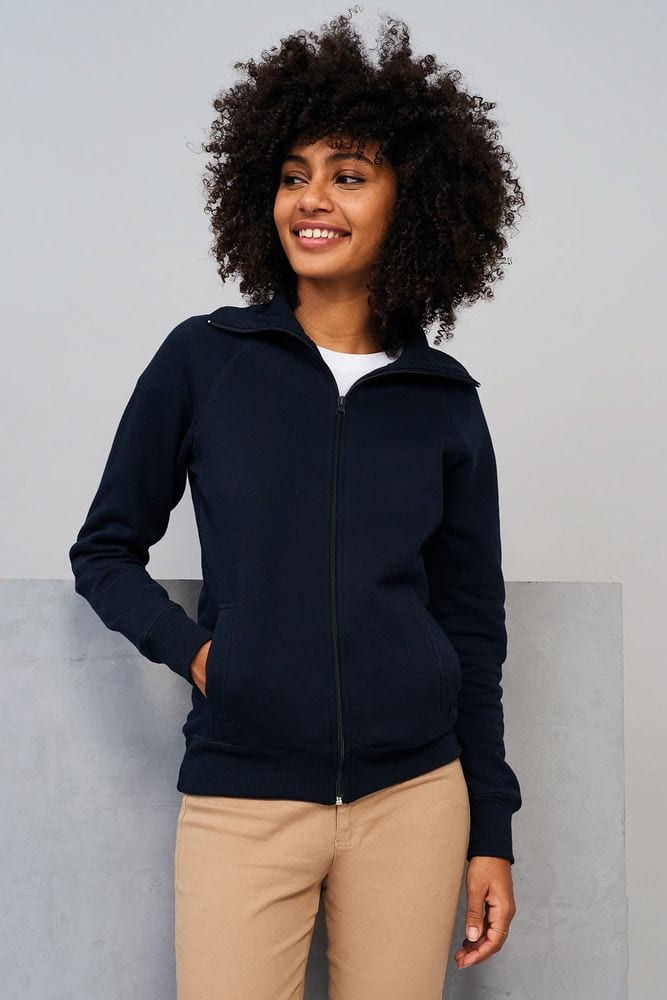 Sol's 47400 - Women's Zipped Jacket Soda