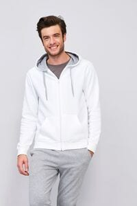 Sols 46900 - Mens Contrasted Jacket With Lined Hood Soul