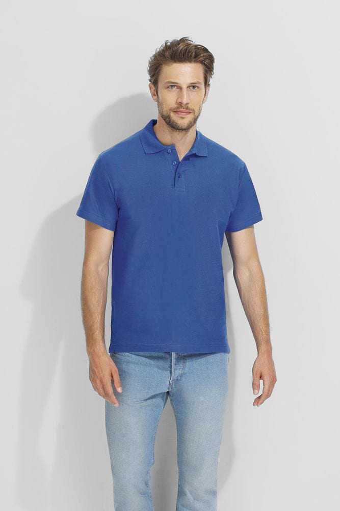 Sol's 11362 - Polo Homme Spring II
