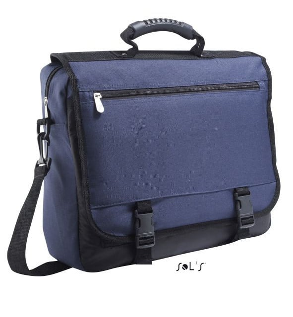 Sol's 71500 - 600D POLYESTER BRIEFCASE STANFORD