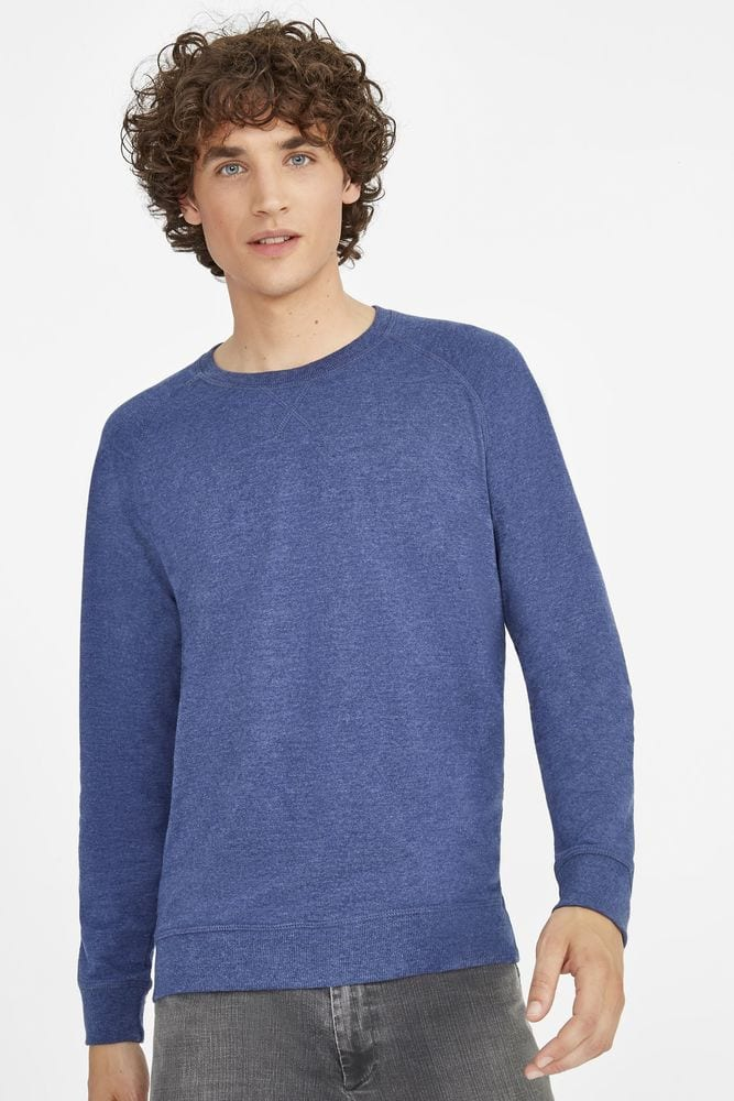 Sol's 01408 - Men's French Terry Sweatshirt Studio