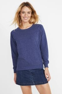 Sols 01409 - Damen Sweatshirt Aus French Terry Studio