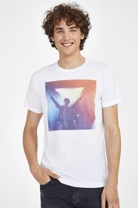 Sols 11775 - Unisex Round Collar T-Shirt For Sublimation Sublima