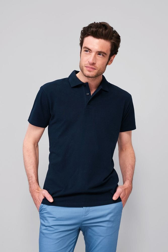 Sol's 11342 - Polo Homme Summer II