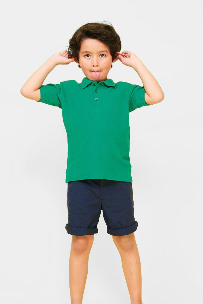 Sol's 11344 - Polo Enfant SUMMER II