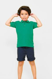 Sols 11344 - Kids Polo Shirt Summer II