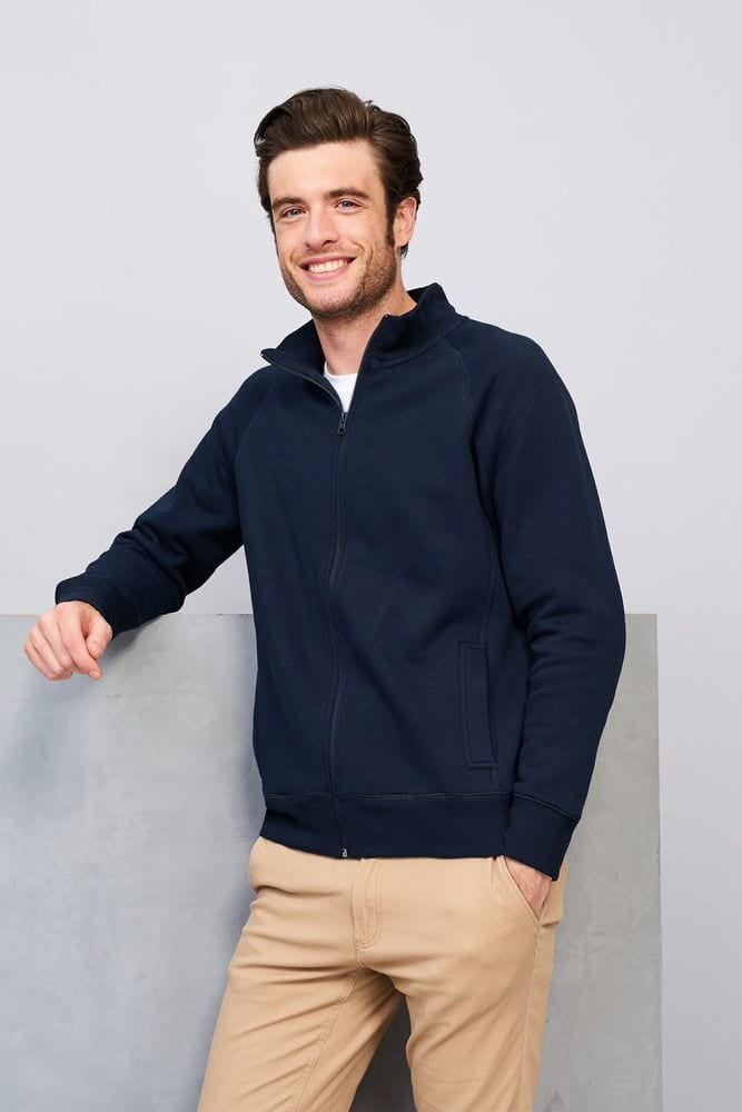 Sol's 47200 - Men's Zipped Jacket Sundae