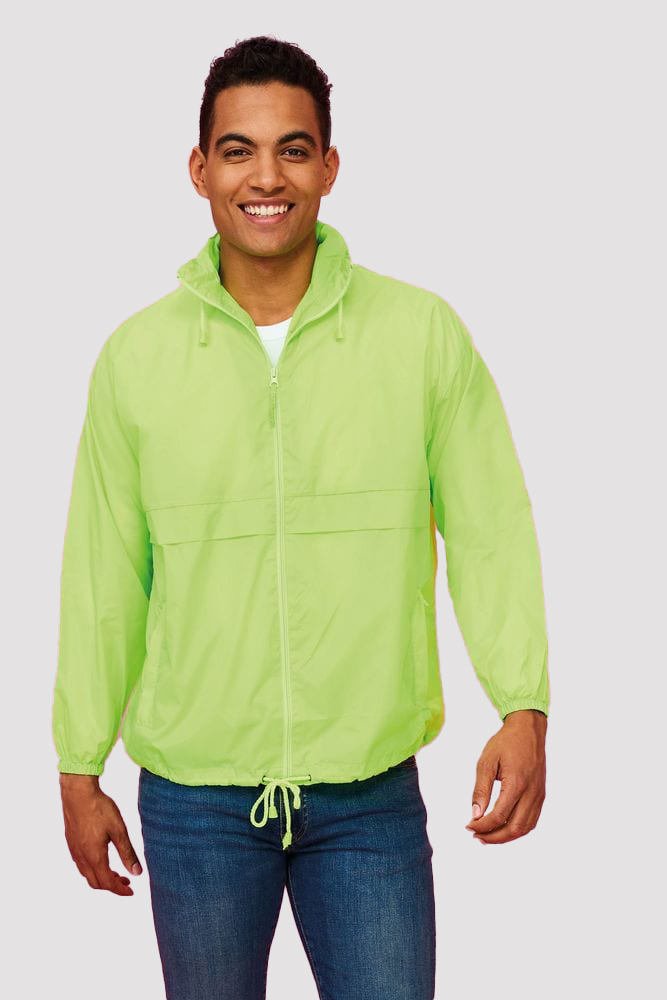 Sol's 32000 - Surf Unisex Waterproof Windbreaker