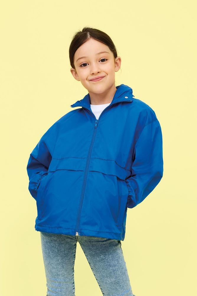 Sol's 32300 - Kids' Windbreaker Surf