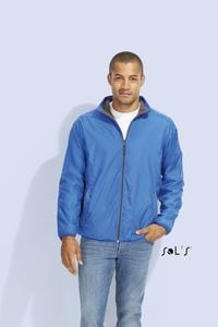 Sols 00593 - SWITCH CONTRASTED REVERSIBLE WINDBREAKER