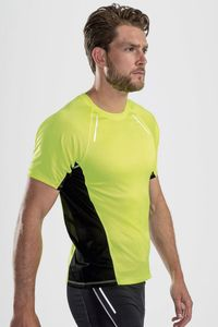 Sols 01414 - Tee-Shirt Running Homme Manches Courtes Sydney