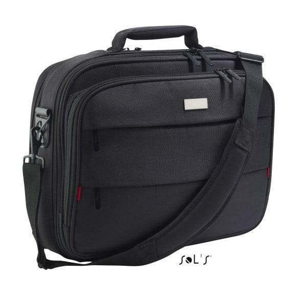 Sol's 71130 - POLYESTER LAPTOP BAG TRANSIT