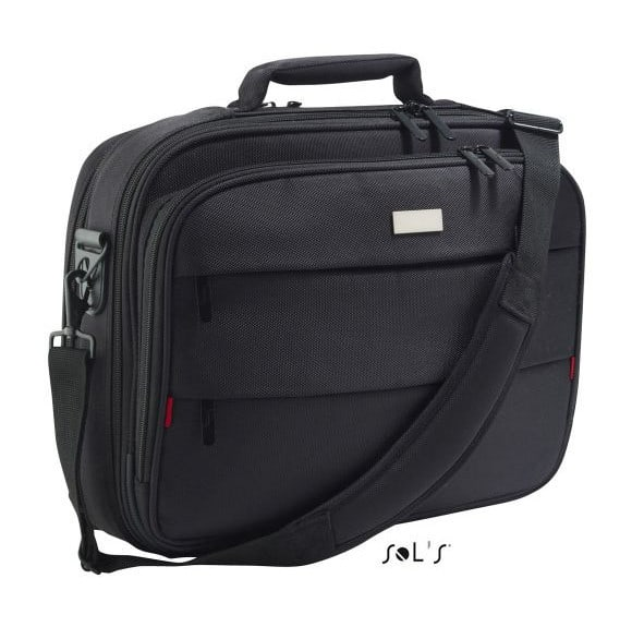 Sol's 71130 - POLYESTER LAPTOP BAG TRANSIT