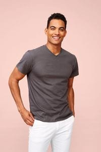 Sols 11150 - Mens V-Neck T-Shirt Victory