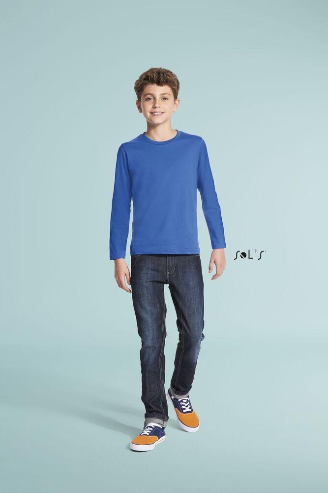 Sol's 11415 - Vintage dziecięcy T-shirt